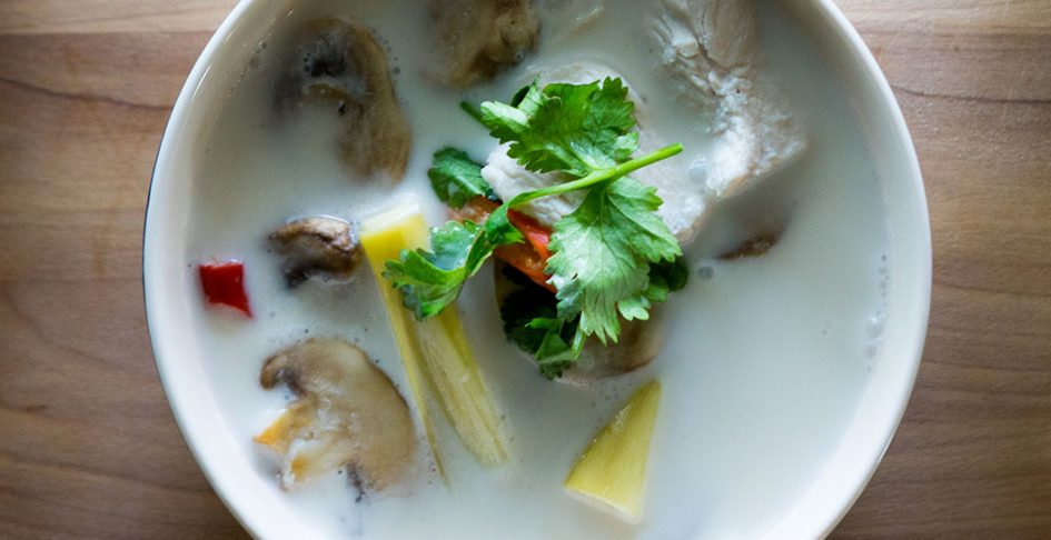 2. Tom Kha Gai - True Taste of Thai